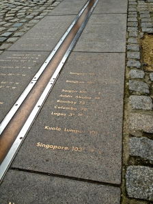 Prime Meridian - Greenwich, London 2013