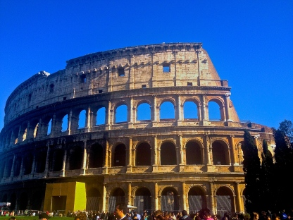 Colosseum - Rome, Italy 2013